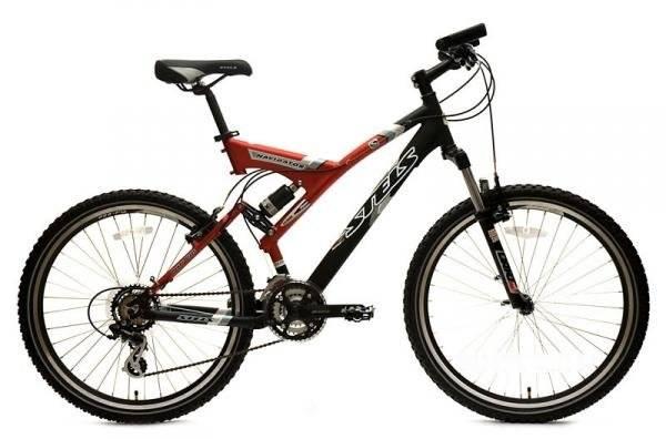 Двухподвесный велосипед Stels Navigator