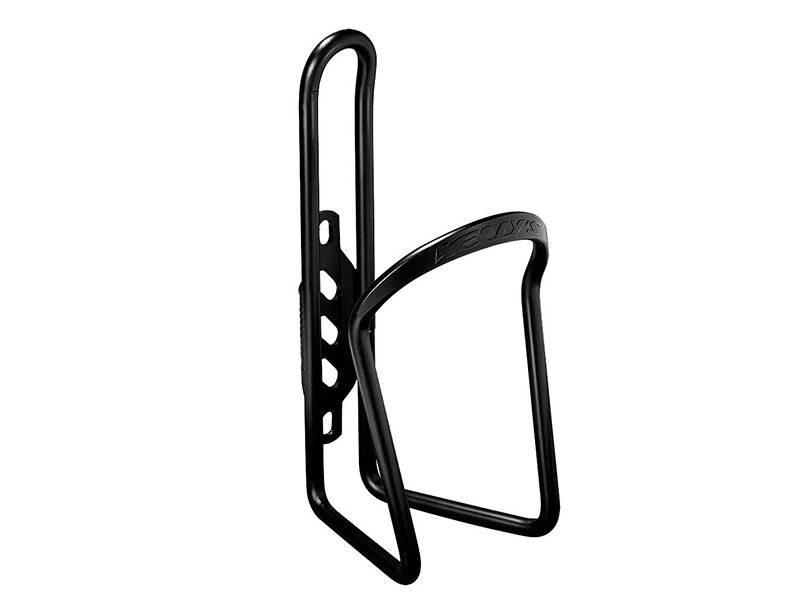 Флягодержатель велосипедный KELLYS KLS RATIO, алюминий 6463-Т5, вес 59г, чёрный