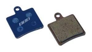 Тормозные колодки BBB DiscStop comp.w/Hope Mini, синий, BBS-61