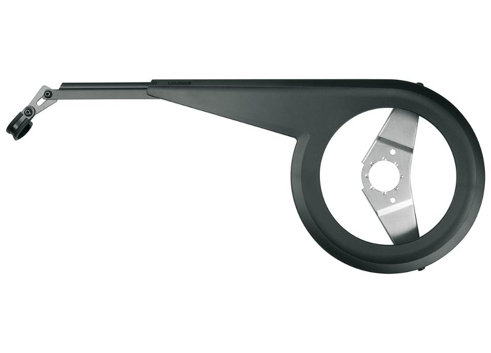 Защита велоцепи SKS CHAINBOW 44T, алюминий,пластик, D150 мм, для велосипедов с задним переключателем, 11505, фото 1