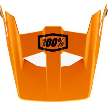 Козырек к велошлему 100% Aircraft Replacement Visor Ibiza, 81003-309-01