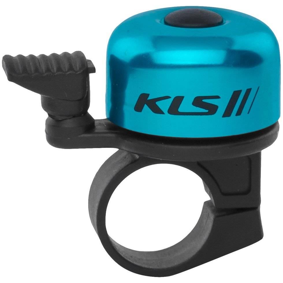 Звонок велосипедный KELLY'S BANG 10, синий