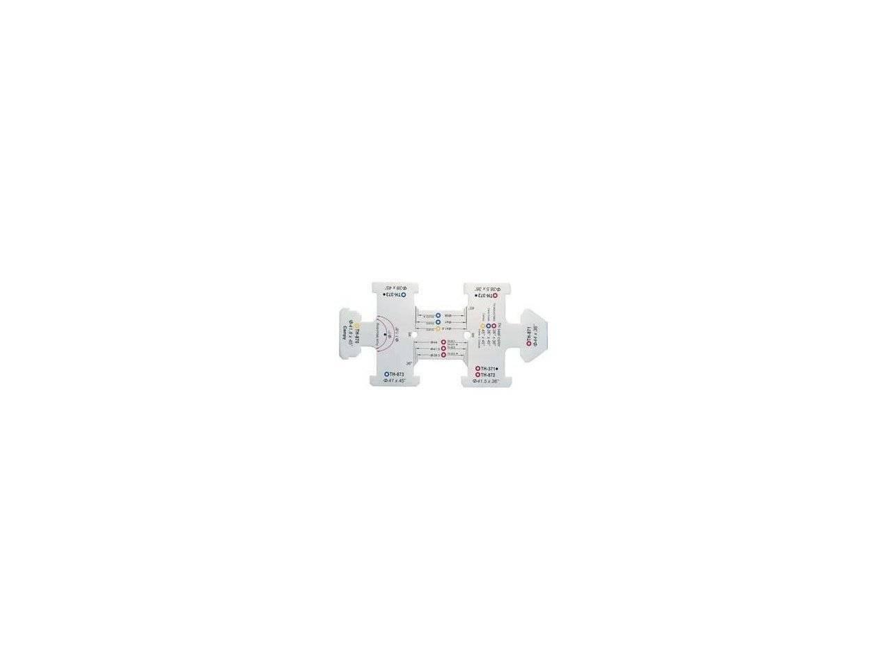 Измерительный инструмент для рулевых колонок FSA Headset Guide, 1 1/4