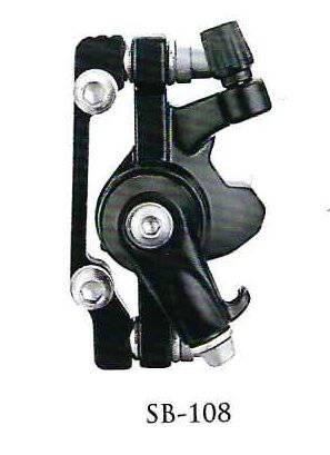 Дисковый велотормоз TBS SB-108 (калипер), SB-108