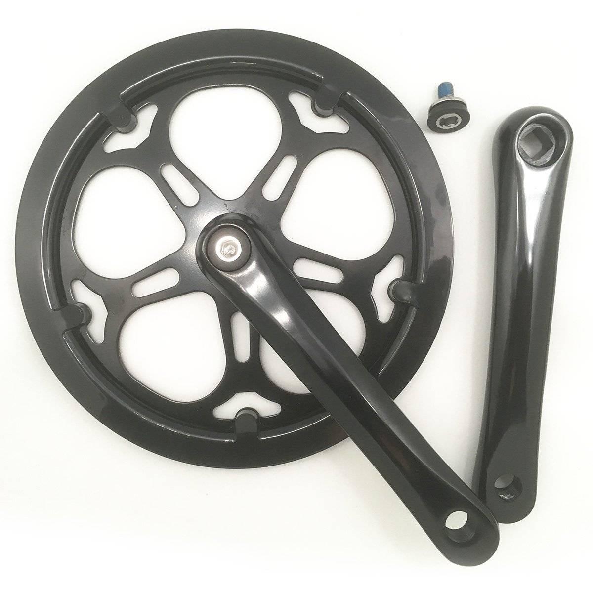 Шатуны для велосипедов Dahon, 52 зуба, цвет чёрный, BXA1302000026