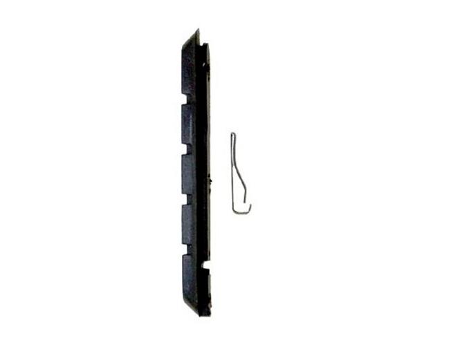 Катриджи для колодок V-Brake Promax, черные, комплект из 2 штук, 361758