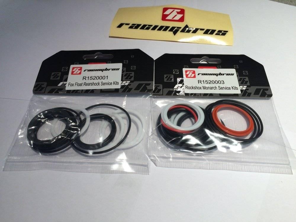 Сервис кит RacingBros для амортизаторов RS Monarch, пониженного трения, апгрейд кит, RacingBrosRSMonarch
