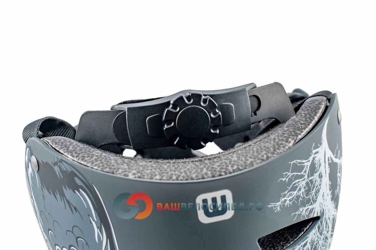 Велошлем MIGHTY X-STYLE универсальный/ВМХ/FREESTYLE (54-58см) матово-черный 5-731292, фото 2