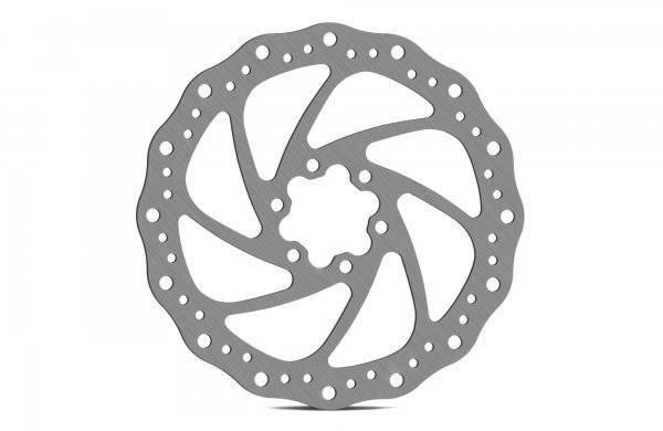 Ротор STELS TR160-1 дискового тормоза, 160 мм, ST (510106)