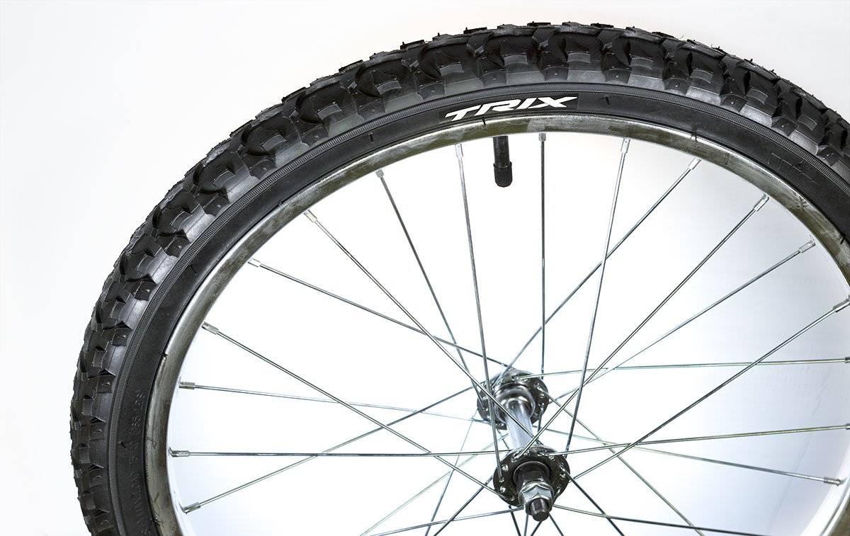 Колесо велосипедное переднее 20