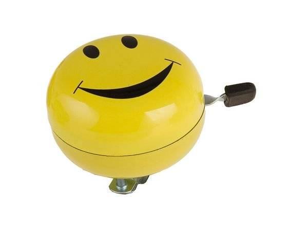 Звонок M-Wave SMILEY, D-80 мм, 420311