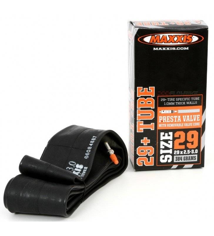 Камера велосипедная MAXXIS FAT/PLUS TUBE 29X2.5/3.0, 0.8, FVSEP48 (O-CAP), EIB00026500