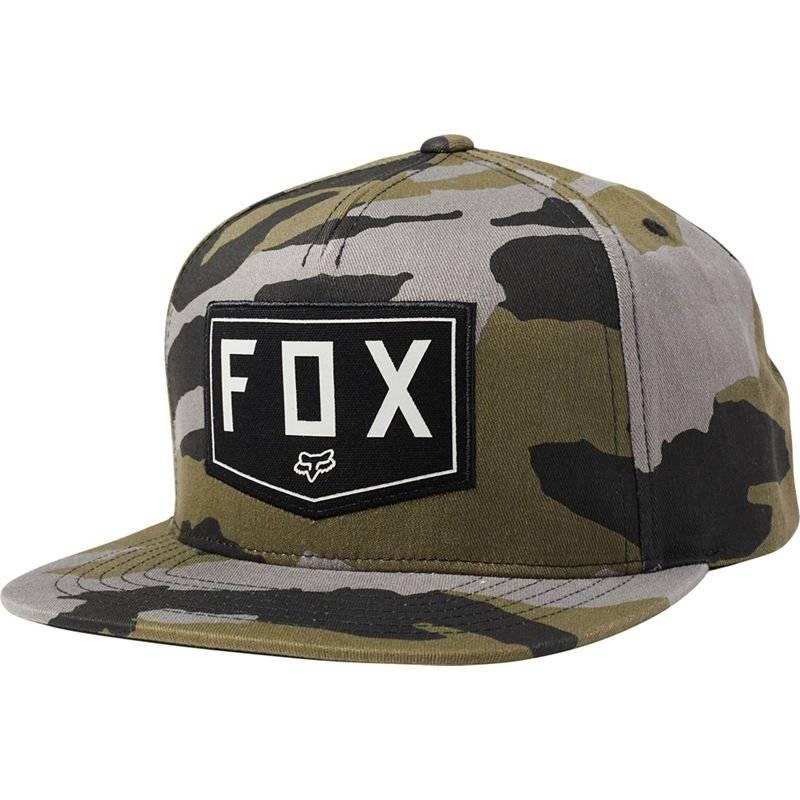 Бейсболка Fox Shield Snapback Hat Camo, 2020