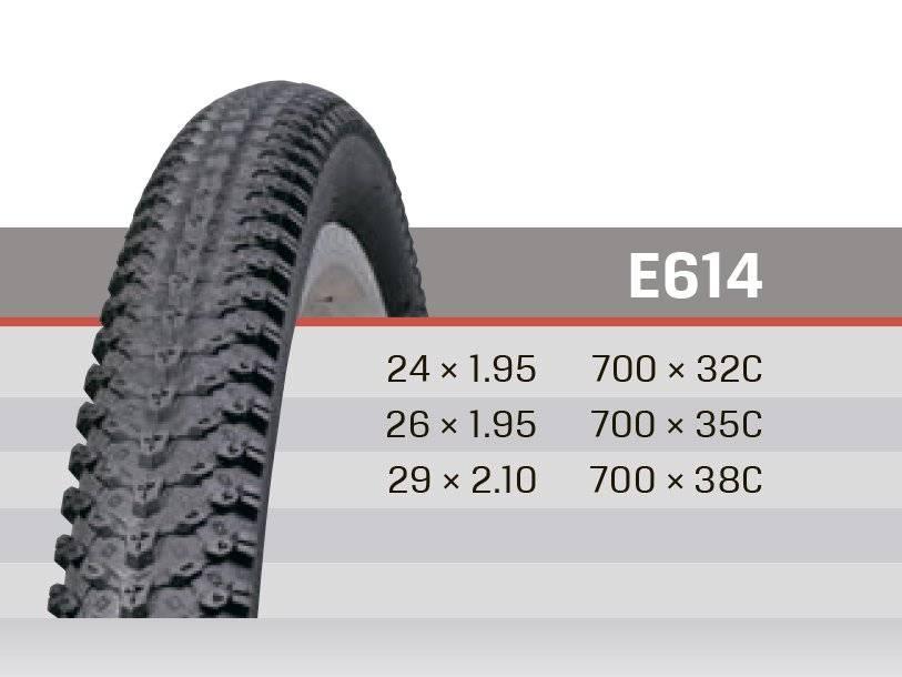 Велопокрышка EXCEL E-614, 29x2,10, полуслик