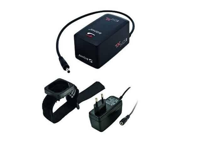 Аккумулятор SIGMA IION XL PRO-SET для Powerled, Karma, адаптер, чёрный, SIG_17183