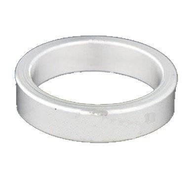 Кольцо проставочное NECO AS3605, алюминий, 1-1\8, 5 мм, silver, NECO AS3605,5мм,silver