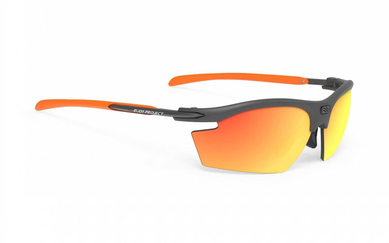 Очки велосипедные Rudy Project RYDON Graphite - POL3FX HDR MLS, Orange, SP536498-0000
