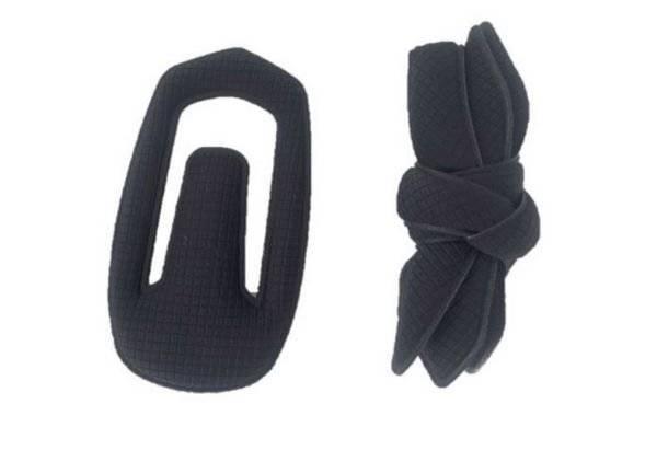 Прокладка внутренняя шлема Fox Metah Thin Comfort Liner, Black, 17141-001-OS