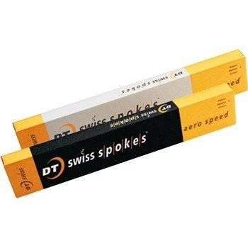 Спица велосипедная DT Swiss Aero Speed, 1,8 мм, серебристый