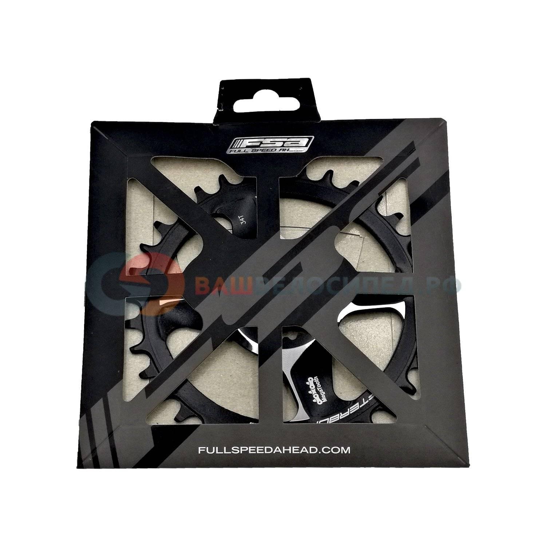 Шестеренка FSA MTB Afterburner MOD DM 1X11 34T black WA112 V17