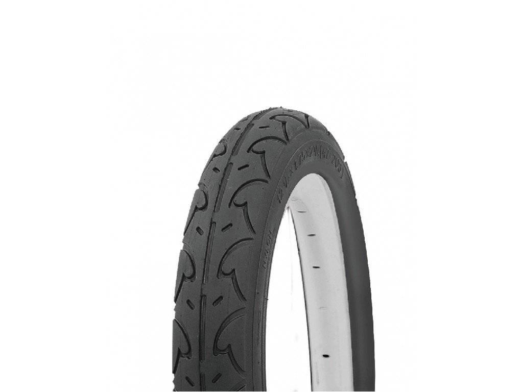 Велопокрышка TRIX, 12 1/2х2 1/4, для детских колясок, самокатов, велосипедов, черный, P-1021A BLACK