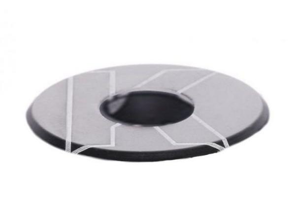 Крышка якоря KENLI, 1-1/8'', алюминий, анодированная черная, KL-4023