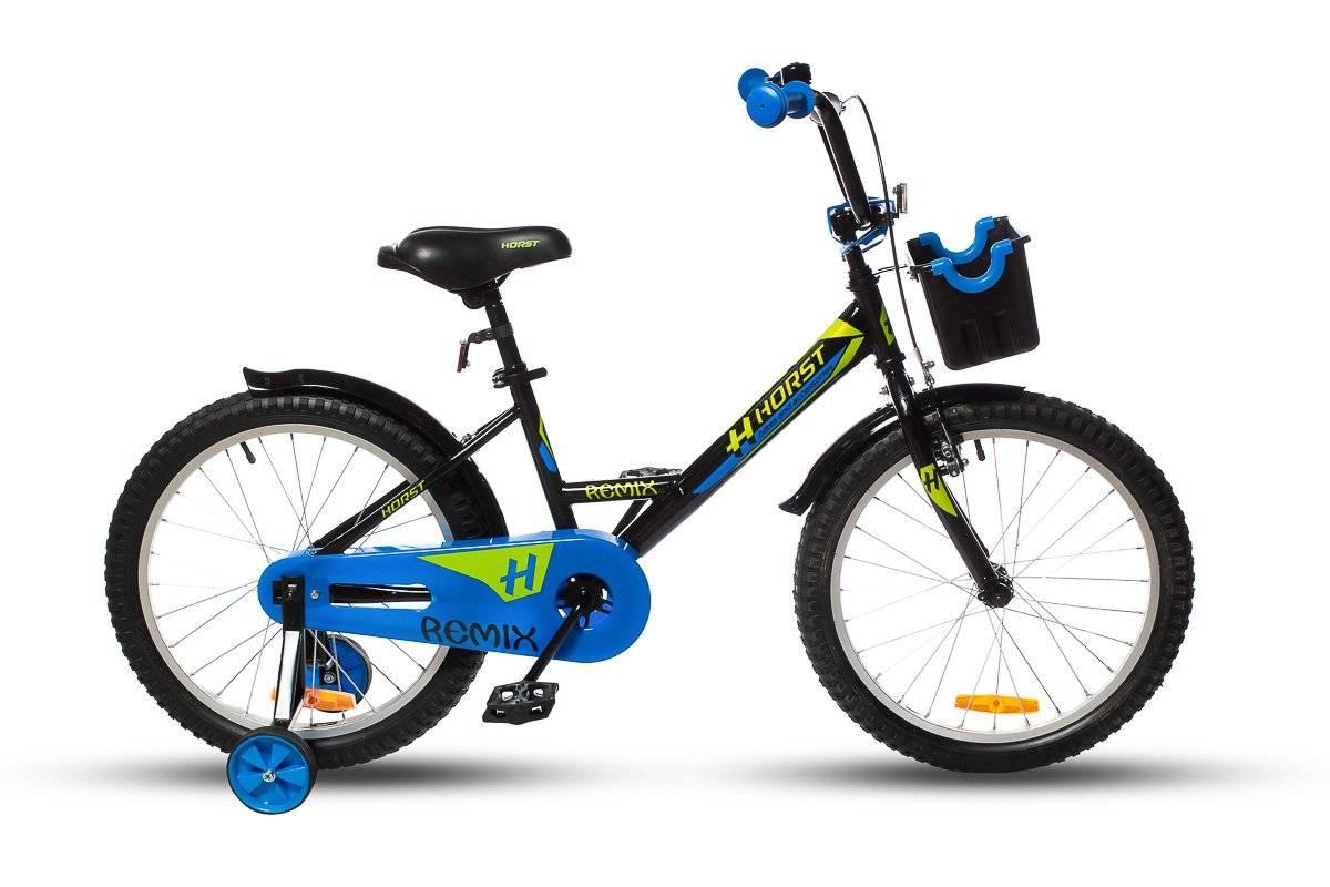 Детский велосипед HORST Remix 20 2020 horst hawemann horst hawemann leben üben