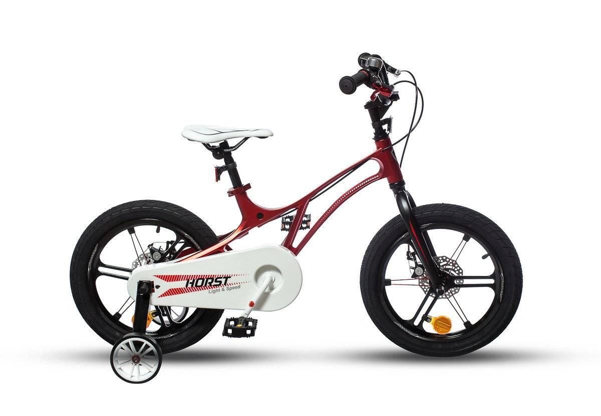 Детский велосипед HORST Indigo 16 2020 horst hawemann horst hawemann leben üben