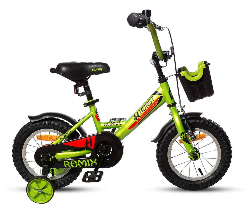 Фото - Детский велосипед HORST Remix 12 2020 horst pukallus flüsterasphalt