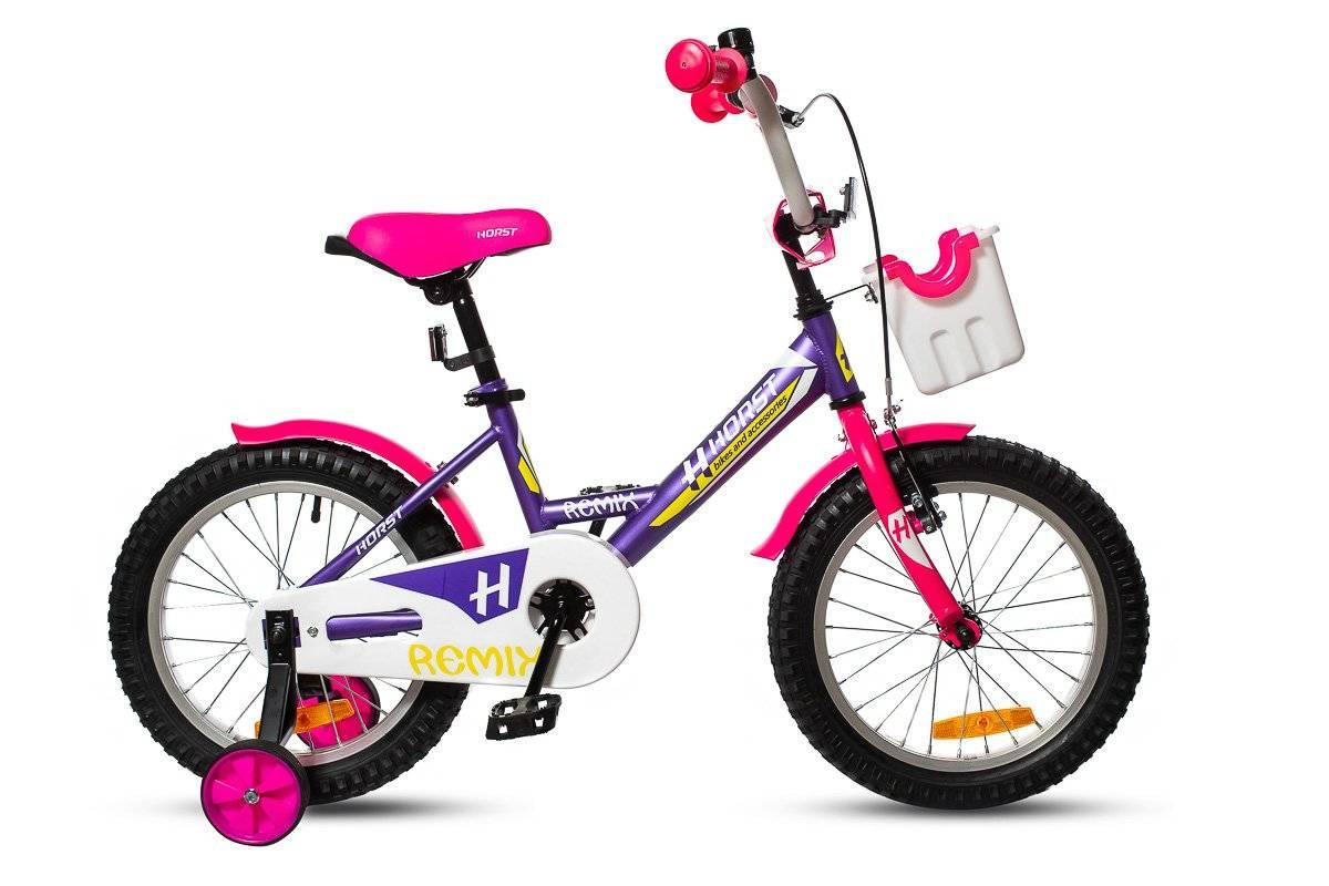 Фото - Детский велосипед HORST Remix 16 2020 horst pukallus flüsterasphalt
