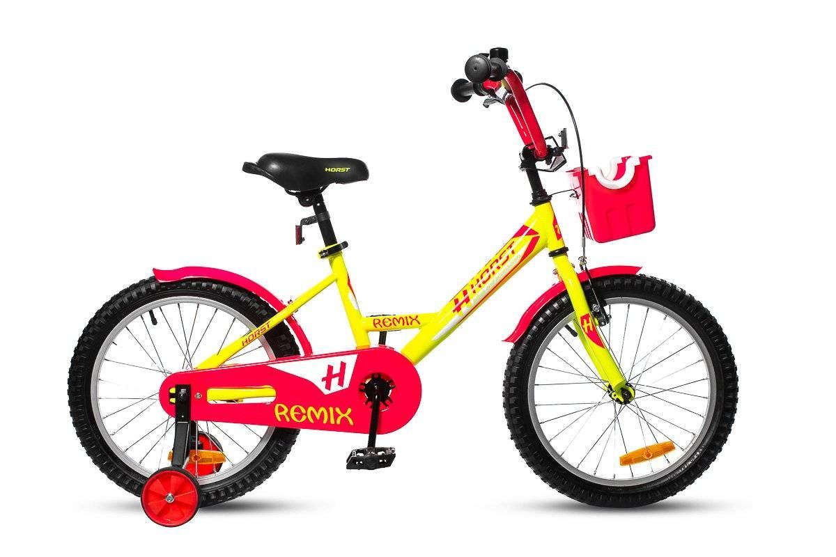 Фото - Детский велосипед HORST Remix 18 2020 horst pukallus flüsterasphalt