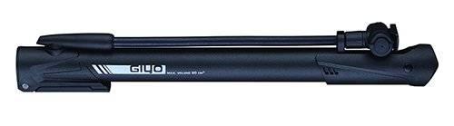 Фото - Насос велосипедный Giyo GM-64P, пластик, 120 PSI (8атм), T-образная ручка, Presta/Schrader, черный, GM-64P насос giyo gm 06