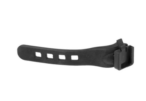 Крепление для велосипедных фар MOON,для фар 220438/220451/220453, диаметр 19 - 33 мм, черный, 223546