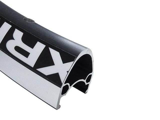 Обод велосипедный ALEX RIMS AT470, 700Cx14ммх32Н, аэропрофиль, CSW, для бескамерных покрышек, чёрный (шоссе)