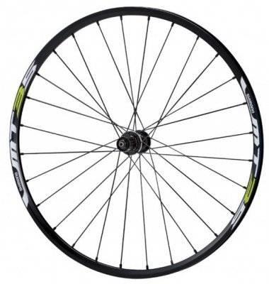 Колеса велосипедные SHIMANO MT35, переднее и заднее, 26', C.Lock, черный, EWHMT35FR6ME