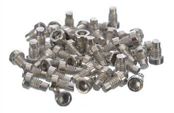 Шип для велопедалей BlackSpire traction pins for Sub3/4/BigSlim, 1 штука, 869-3010