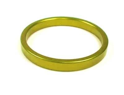 Кольцо проставочное TBC 1.5 (5mm, gold), фото 1