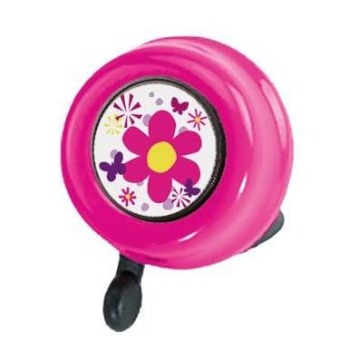 Звонок велосипедный Puky G16, для трехколесных велосипедов, pink, 9982
