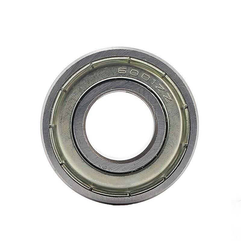 Подшипник для беговелов, электросамокатов, с металлическим пыльником, PROM6001-ZZ