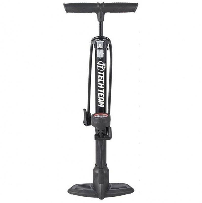 Насос велосипедный Forward, напольный, алюминий, 38х500 мм, с манометром, A/V, E/V, F/V, D/V, черный, ZF-0802 top f e v by francesca e versace top