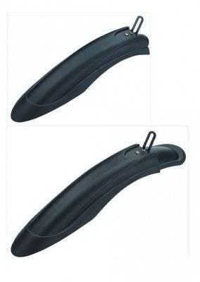 Крылья HOG YFP-12, 20-24, комплект, пластик, черный, HOG-12