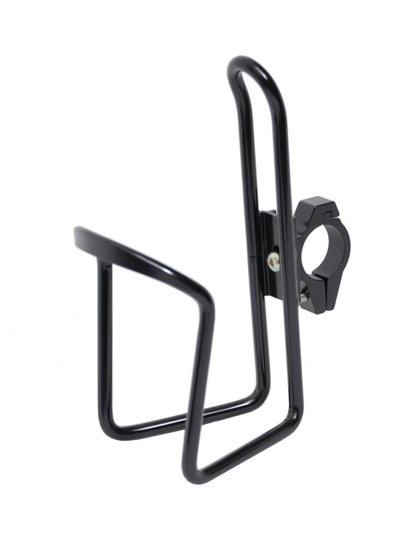 Флягодержатель универсальный Forward, алюминиевый, со съемным креплением на руль, черный, FWD3234087-17-1