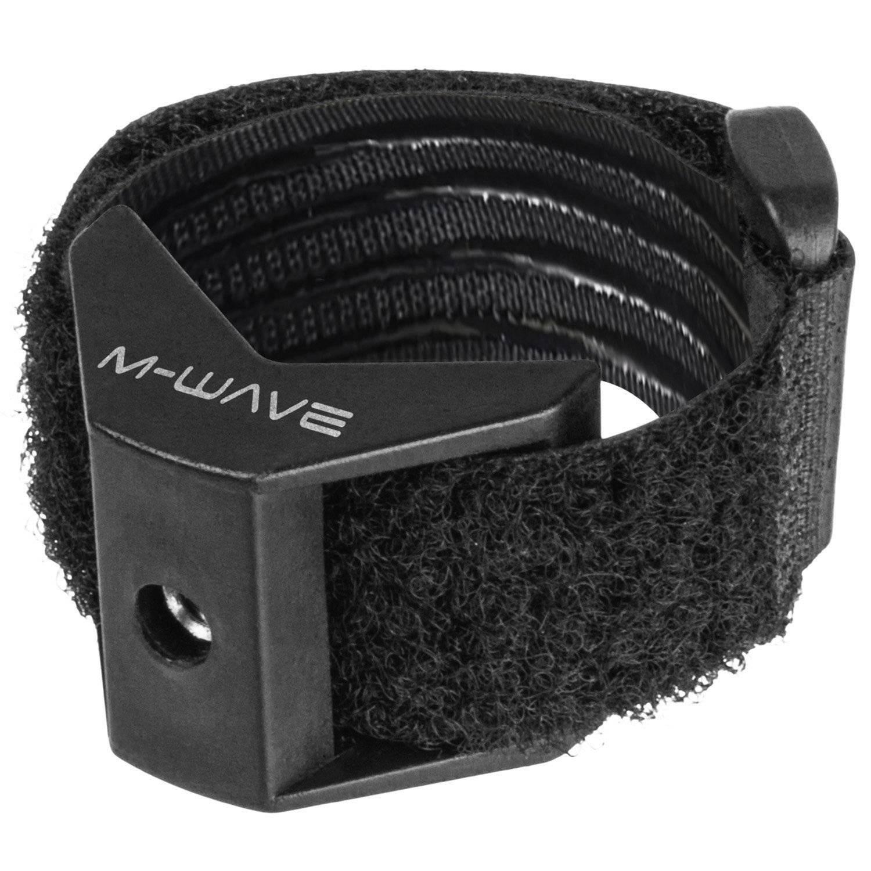 Хомут M-Wave, для крепления флягодержателя к раме велосипеда, 2шт, 5-340041