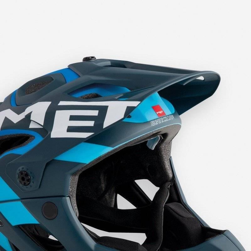 Фото - Козырек к шлему Met Visor Parachute, Matt Blue, 5VISM9800BL платье met met me486ewapjy9