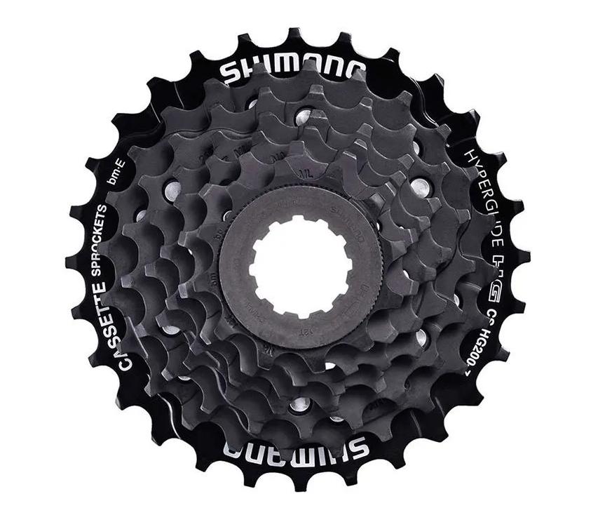 Кассета велосипедная Shimano ALTUS CS-HG200-7, 7 скоростей, 12-32 зуба, ACSHG2007232