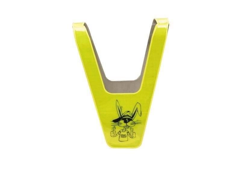 Светоотражающий жилет Tip Top, флуоресцентный, 5081460