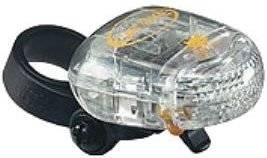 Фото - Фонарь велосипедный задний TL-LD250-BS, прозрачный корпус, лампа красная, 3 светодиода, CE5440656 фонарь велосипедный xc 910t задний 3 светодиода 3 режима w0443
