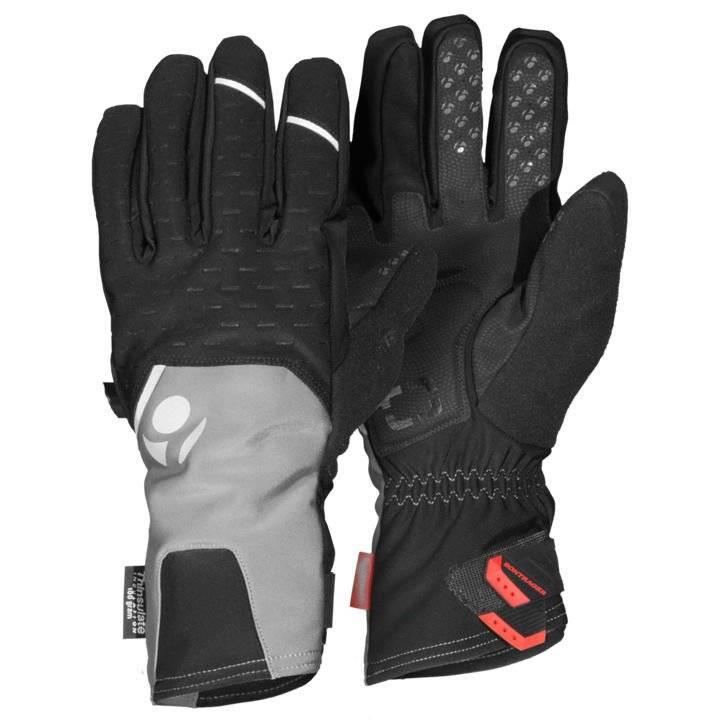 Перчатки велосипедные Bontrager RXL Softshell, Black