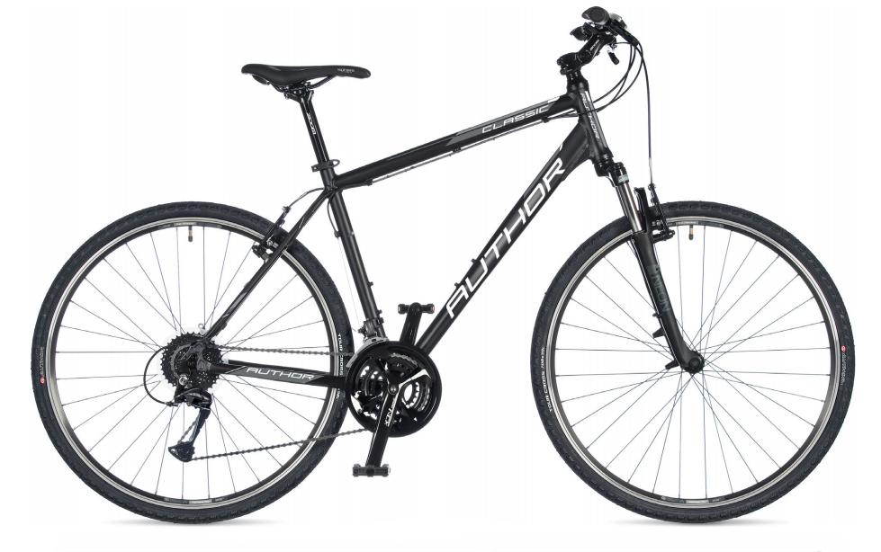 Гибридный велосипед Author Classic 700С 2021