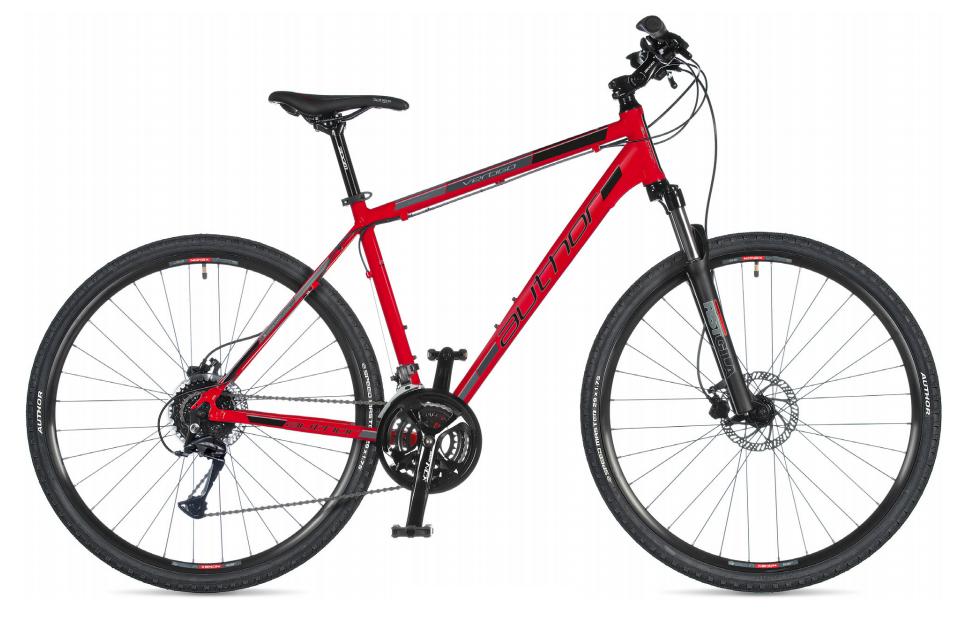 Гибридный велосипед Author Vertigo 29